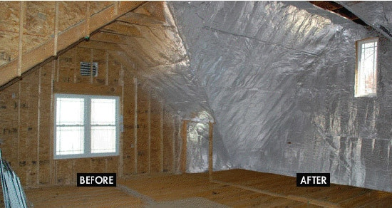 Why You Should Consider a Radiant Barrier | Attic Pro