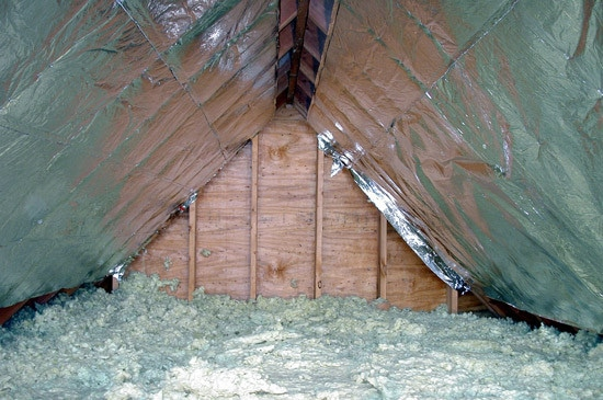 Attic Radiant Barrier Insulation Houston Tx Attic Pro