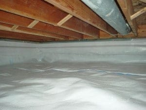 Crawl Space Foam Insulation Houston
