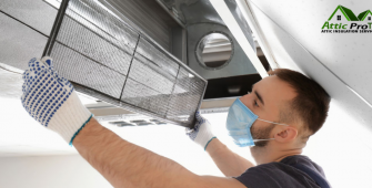 Air Duct Repair and Replacement Houston, Attic Clean up Services in Houston