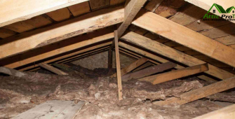 Attic Insulation Services Houston, Attic Clean Up Services in Houston